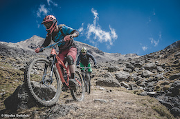 Iztaccíhuatl: Riding Down a Volcano