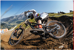 Madison Saracen Factory Team in Leogang