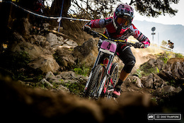 Results: World Cup DH Lenzerheide 2015 - Finals
