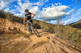 Video: Mountain Bike Skills with Leigh Donovan