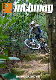 MTB Magazine India New Issue: Schoolboys
