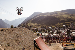 Video: Crankworx L2A - Slopestyle Highlights