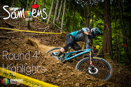 Highlights Video: EWS Round 4, Samoëns, France - A Rude Awakening