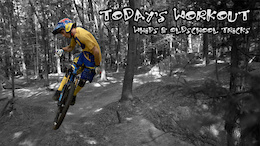 Video: Today's Workout - Whips and Oldschool Tricks