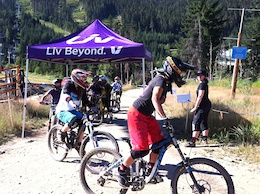 Event: Crankworx Whistler - Join the Liv Ladies Only A Line Session