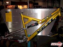 Yeti Cycles at Interbike - No Team News but a lot of Bike News