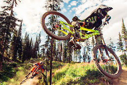 Video: Invading Silver Star Resort with Tyler McCaul