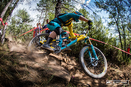 Photo Epic: The Rain In Spain - Enduro World Series, Round 7 - Ainsa