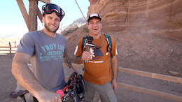 Just The Tip: Day 1 - Red Bull Rampage 2015