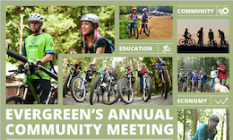 Evergreen Annual Community Meeting 2015 - TONIGHT