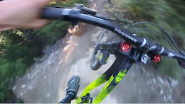 Teaser: Remy Metailler Hucks the Whistler Bike Park