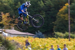 Urban DH by Xtrem Events in Seguret, France