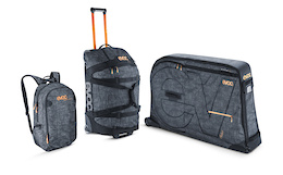 Danny MacAskill Line-Up of Bags from Evoc
