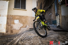 Urban DH Grasse in the French Rivieira November 20th