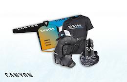 Win a Canyon Factory Enduro Team Bundle - Pinkbike's Advent Calendar Giveaway