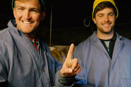 Gstaad Games with Brendan Fairclough and Neko Mulally - Video