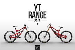 YT Industries 2016 Bike Range: New Year, New Bikes, New Look