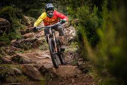 Ghost Factory Racing Riot Team Camp in Madeira