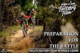 Preparing for Battle: Kellys Factory Team in Finale - Video