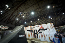 The Swatch Rocket Air is This Weekend