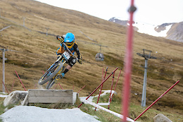 Propain Dirt Zelvy at Fort William BDS - Video