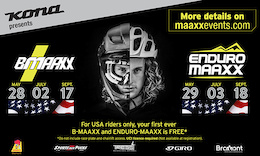 Calling US Racers: Maaxx Events Downhill and Enduro Series