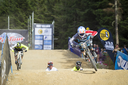 2016 Fort William 4X Pro Tour - Race Report