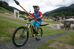 Bikepark Leogang Developing the Rider's Playground - Park Update