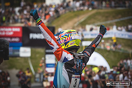 A Hair's Breadth: Finals - Lenzerheide DH World Cup 2016