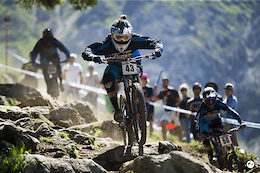 One Vision Global Racing: Battling the Lenzerheide World Cup