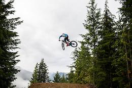 Henry Kerr Dominates the Whistler Mountain Bike Park - Video