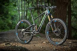 2017 Kona Hei Hei Trail - First Ride