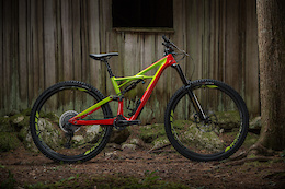 2017 Specialized Enduro - First Ride