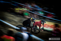 CLIF Bar Dual Speed and Style: Crankworx Whistler 2016 - Video
