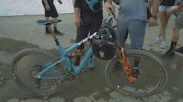 Just the Tip 30 Secondish EWS Bike Checks - Crankworx Whislter 2016