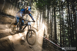 Canadian Open DH: A Golden Hour - Crankworx Whistler 2016