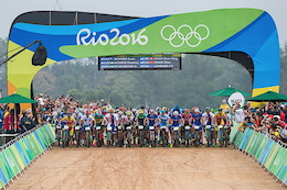 Rio 2016 - XCO Men's Race