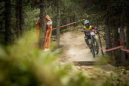Timed Training Results - Vallnord DH World Cup 2017