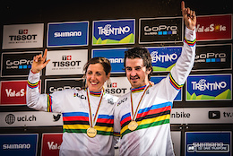 Over the Rainbow: Val Di Sole DH World Champs FINALS 2016