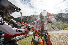 2016 iXS European Downhill Cup: Round Six, Leogang - Final Results