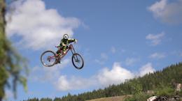 Leo Jaegle in Schladming Bikepark - Video