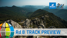 New Blue Lines: EWS Rd 8 Finale Ligure, Italy - Track Preview