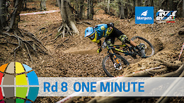 Racing to the Sea: Finale in One Minute - EWS Round 8, Finale Ligure