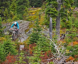 Vernon Fall Mountain Biking Part Two – Sovereign Lakes and Kalamalka Park