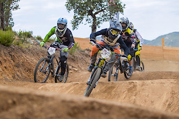 4X Pro Tour Finals in Azur Bike Park, France
