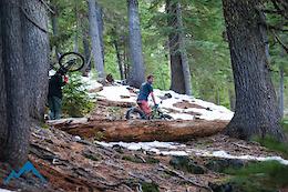 Fat Bike Freeridin'  in Bend, Oregon - Video