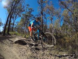 Riding the Aussie Sunshine Coast - Video
