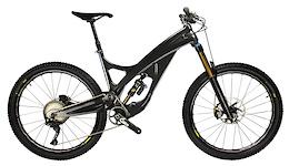The Arbr Saker - UK-Made Carbon Enduro Bike
