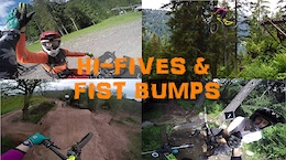 Hi-Fives and Fist Bumps With Joey Gough - Video