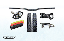 Win a Ritchey Prize Pack - Pinkbike's Advent Calendar Giveaway